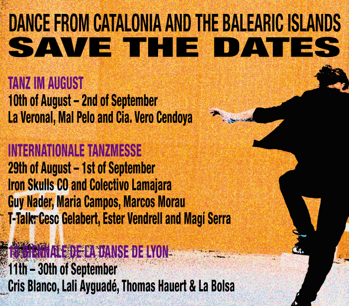 DANCE FROM CATALONIA