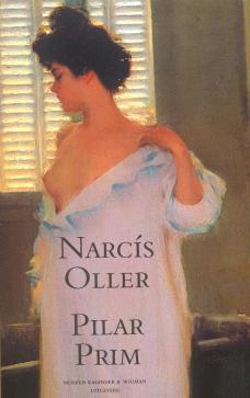 Cover of the Dutch translation of Pilar Prim by Narcís Oller